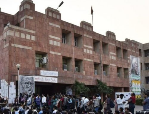 Does the attack on JNU campus mean that India's young are failing?