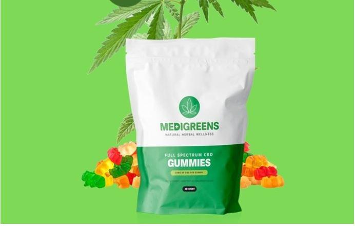 Medigreens CBD Gummies Reviews: Is Medi Greens CBD Gummies Really Work Or  Scam?