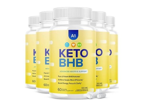 A1 Keto BHB Reviews (Legit or Scam): How Does Keto Diet Pills Work? Must  Read