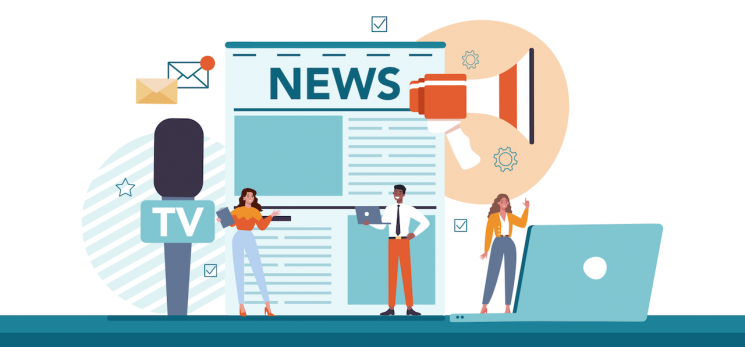 Press releases can be used as a marketing tool